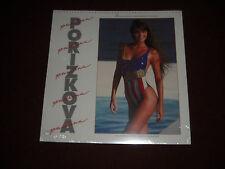 Paulina Porizkova 16 Month 1989 Swimsuit Calendar Orginal Wrap