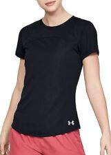 Under Armour Speed Stride Sport Mesh Short Sleeve Womens T-shirt BNWT Large