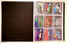 F1 1995 AUSTRALIAN FORMULA 1 GRAND PRIX Adelaide TRADING CARDS Full Main Set 90