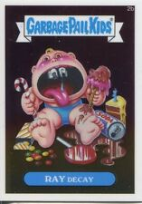 Garbage Pail Kids Chrome Series 1 Base Card 2b RAY DECAY