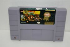 Donkey Kong Country 2 Diddy's Kong Quest (Super Nintendo, 1995) SNES TESTED