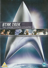 STAR TREK VI UNDISCOVERED COUNTRY BRAND NEW, BUT UNSEALED! Region 2