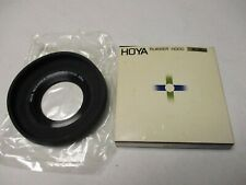 Hoya 49mm Wide Collapsible lens hood. New old stock.
