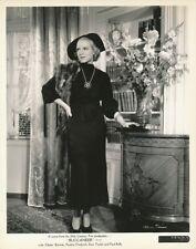 CLAIRE TREVOR Original Vintage 1930s Fox Studio FASHION Portrait Photo