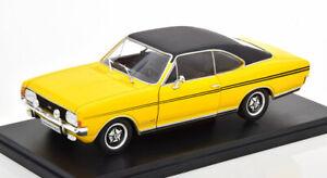 1:24 Hachette Opel Collection Opel Commodore A GS/E Coupe 1970