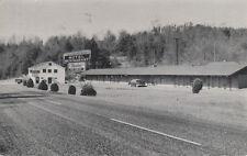 Roaring Gap NC * Motel & Restaurant 1959 * Alleghany Co. Bordens Ice Cream Sign