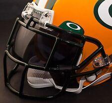 GREEN BAY PACKERS Schutt ROPO-SW Football Helmet Facemask//Faceguard DARK GREEN