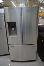 "Samsung RF263TEAESR 36"" Stainless French Door Refrigerator NOB #26011 HL"