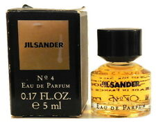 JIL SANDER No 4 PERFUME MINI WOMEN .17 OZ 5 ML EAU DE PARFUM