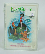 Fern Gully by Dart in 1992. Complete 100 card base set