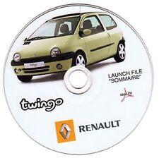 Renault TWINGO workshop manual workshop manual