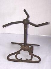 Vintage Cast Iron & Brass Lawn Sprinkler > Antique Garden Nozzle Allen 4014
