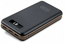Portable Charger, IMuto 30000mAh Ultra High Capacity With 3-Port USB Output For