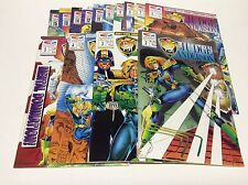 PSI JUDGE ANDERSON #2-15 (FLEETWAY/QUALITY/2000AD/0716219) COMPLETE SET OF 14
