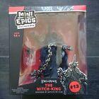 The Witch King Lord Of The Rings Vinyl Figure Mini Epics Weta Figure - BNIB Box