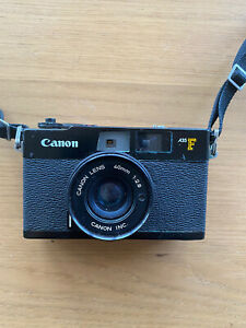 Canon A35F - - works perfect --  40mm Rangefinder analogue film