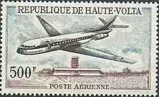 Timbre Avions Haute Volta PA47 * lot 4125
