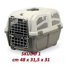Trasportino Skudo 1 Piccoli Cani Gatti Prestige Omologato Trasporto auto IATA