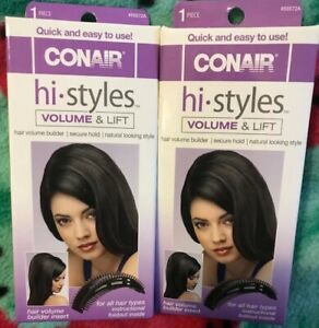 Conair Hi-Styles Volume & Lift For All Hair Types  Builder (VALUE PACK OF 2)