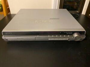 SONY DAV-HDX267W S-Master 5-Disc DVD CD Changer AM FM Player HDMI USED