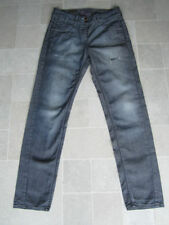 River Island Cotton Distressed Slim, Skinny Jeans for Women