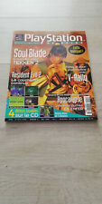 Playstation magazine n°9 MAGAZINE DE JEUX VIDEO retro vintage