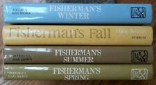 Roderick Haig-Brown Fisherman's Winter, Spring, Summer plus 1st Edition Fall