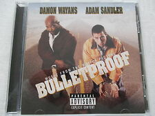 Bulletproof-Music from the Motion Picture Soundtrack-CD con Press Sheet
