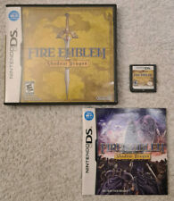 Fire Emblem Shadow Dragon DS Nintendo DS 2DS 3DS Complete With Manual