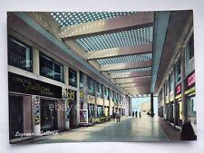 LEGNANO Cinema cine Galleria teatro bar Milano vecchia cartolina