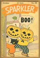 Sparkler #48 Restored Halloween Cover