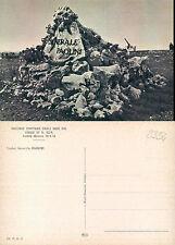 COLLE DI S.ELIA  - CIMITERO DEGLI EROI - TOMBA GENERALE. PAOLINI (rif.fg.2354)