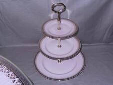 """Paragon """"Kensington"""" Bone China 3-Tier Hostess Cake Plate Stand"""