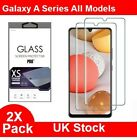 For Samsung Galaxy A20e A20 A50 A40 A70 A80 Tempered Glass Screen Protector