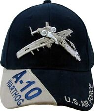 U.S. Air Force A-10 WartHog Officially Licensed Military Hat Baseball Cap