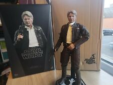 Hot Toys Star Wars Han Solo MMS334 Disney force awakens Harrison Ford 1/6 scale