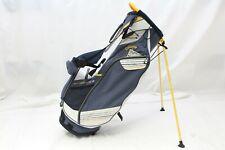 New Callaway Golf Hyper-Lite 3 Hl3 Stand Carry bag - Navy blue White Gold