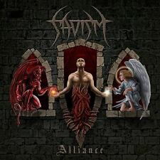 SADISM - Alliance CD (Mechanix,2015) *rare chilean Death Metal *sealed