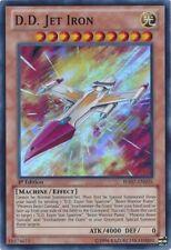 3X D.D Jet Iron HA07-EN035 / 1ST EDITION / SUPER RARE / MINT! / YU-GI-OH