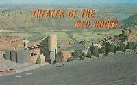 (V)  Denver, CO - Red Rocks Amphitheater - Broad Panoramic View