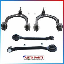 4 CONTROL ARM Upper & lowerCHRYSLER 300 05-14 CHALLENGER 08-16 CHARGER 07-16 RWD