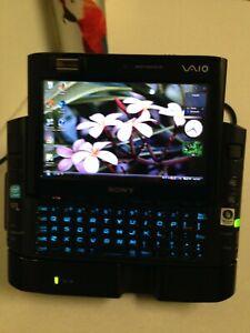 Sony VAIO VGN-UX490N  4.5in. (48GB SSD, Intel   1.2GHz, 1GB RAM)...