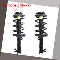 For Mazda Protege 2000 2001 2002 2003 Front Pair Complete Shocks & Struts