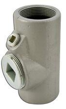 "Appleton EYF-250 2-1/2"" Explosion Proof Iron Conduit Sealing Fitting"