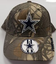 NEW ! NFL Dallas Cowboys  Team Embroidered Real Tree Cap