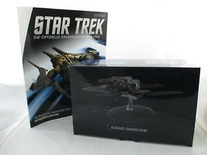 Eaglemoss - Star Trek Sondermodell 09 - Altamid-Schwarmschiff - > NEU/OVP