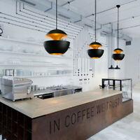 Bar Lamp Black Pendant Light Kitchen Pendant Lighting Bedroom LED Ceiling Lights