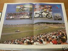 A217-DUTCH TT ASSEN 1986 POSTER HANS SPAAN HERTOG JAN,STREUER,MICHEL,GARDNER,DUN