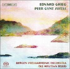 Grieg: Peer Gynt Suites Super Audio CD (CD, Sep-2006, BIS (Sweden))