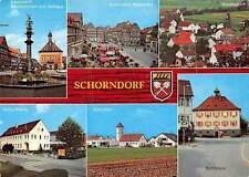 Schorndorf, Schlichten Schorndorf Marktbrunnen Rathaus Miedelsbach Buhlbronn